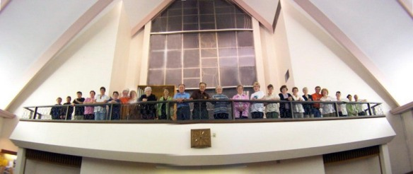 Choir on the Balcony
