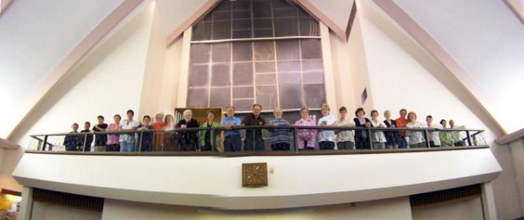 Choir on the Balcony