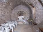Synagogue where Jesus read from Isaiah.