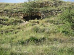 Jesus' cave