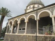 Church on Mount of Beatitudes