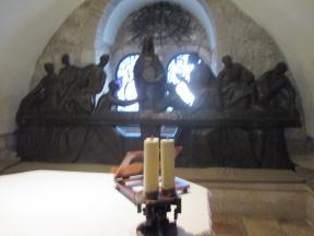 Upper Room Altar Radius