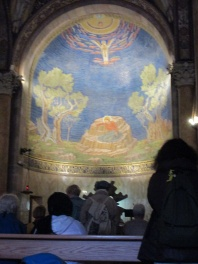 Church at the Garden of Gethsemane